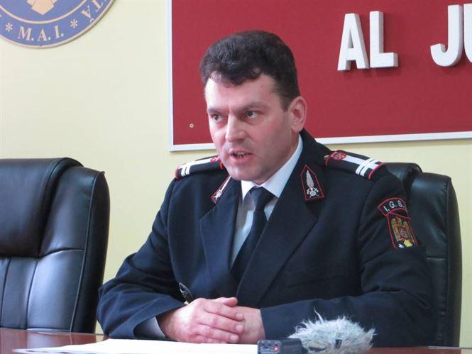 Iohannis a semnat decretul de acordare a Drapelului de lupta pentru ISU Braila
