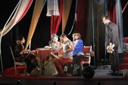 """""""Regele gol"""" și """"Tango"""", spectacolele propuse în acest weekend de Teatrul Maria Filotti"""