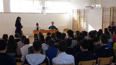 Actiuni comune IPJ - ISJ pentru combaterea absenteismului in scoli