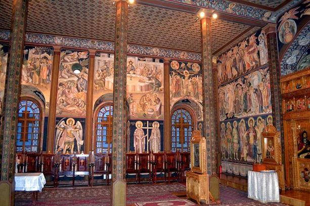 Biserica Sfintii Arhangheli Mihail si Gavriil
