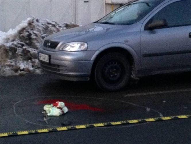 Biciclist accidentat pe strada Grivitei