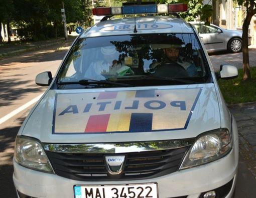 Doua permise ridicate si 43 de amenzi aplicate marti de politistii braileni