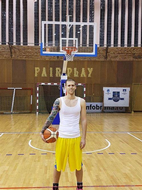 Nemanja Petrovic noua achizitie a celor de la Cuza Sport Braila