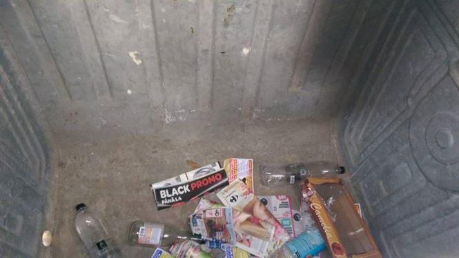 Primele pubele de colectare selectiva a gunoiului amplasate in zona deservita de Braicata