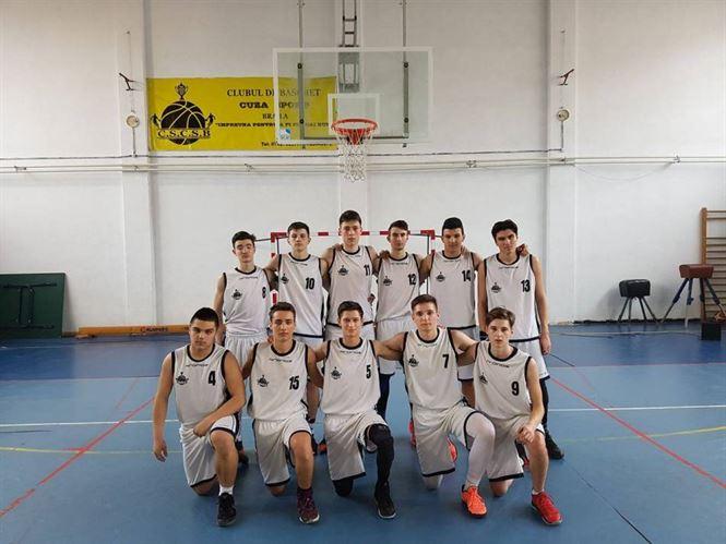 In ciuda infrangerii, juniorii de la Cuza Sport U16 raman pe loc de calificare la turneul final