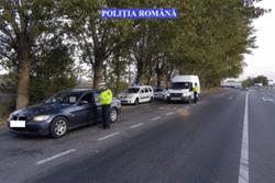 Politistii de la rutiera iau cu asalt strazile din municipiu si din judet