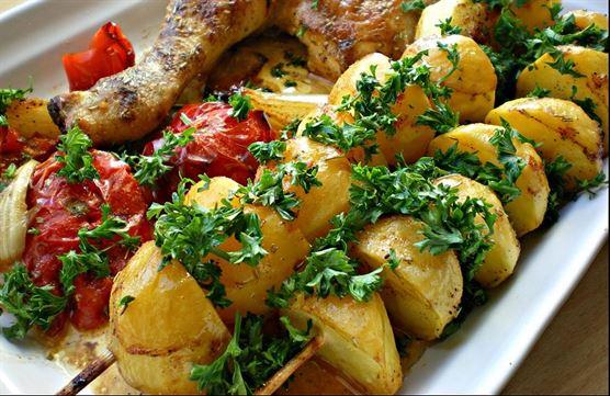 Cartofi sote