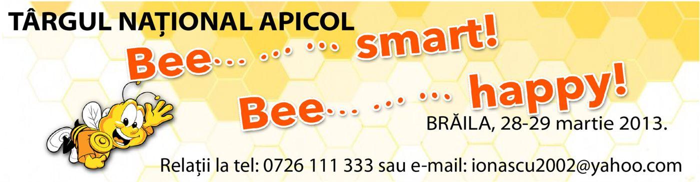 Editia a II-a a targului apicol Bee Smart Bee Happy