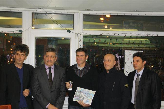 Nicolae Anghel, cel mai bun antrenor de juniori din judetul Tulcea