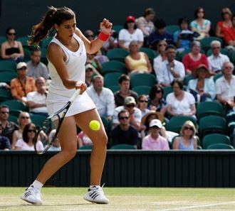 Doar Sorana Cirstea a trecut de turul I la Wimbledon