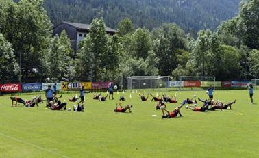 Steaua se pregateste de Champions League