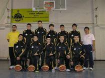 Start in campionatul de baschet masculin U18