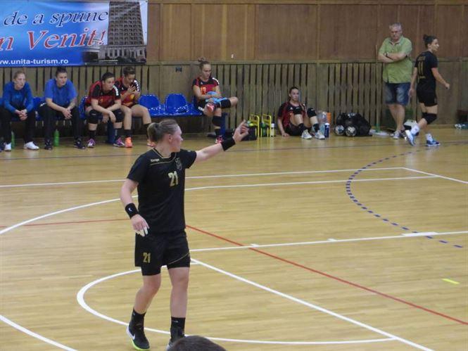 Dunarea Braila a castigat primul meci de la turneul organizat la Cisnadie