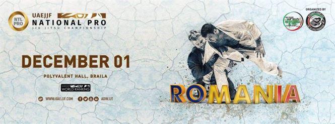 Campionat național Pro de arte marțiale la Brăila