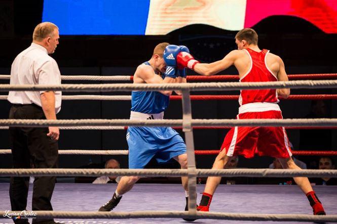 Astazi au loc alte doua gale ale Campionatului European de box care se desfasoara la Braila