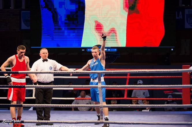 Galerie foto+video: Rezultatele primei zile a Campionatului European de box U 22