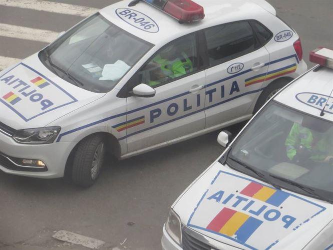 Acţiuni ale poliţiştilor brăileni pentru siguranţa rutieră și prevenirea activităților ilicite