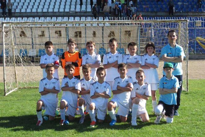 Academia Stars Braila doua locuri 3 la Brasov Junior Cup