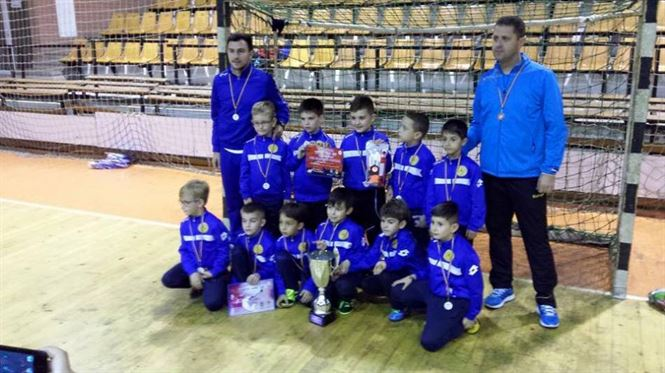 Academia Stars Braila rezultate remarcabile la Winter Kids Cup