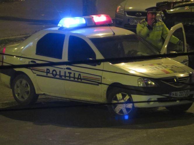 Accident aseara in zona statiei de autobuz de la Bariera