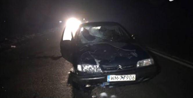 Accident mortal in apropiere de satul Varsatura