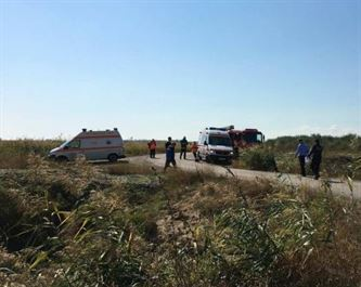 Accident mortal in zona Manastirii Maxineni