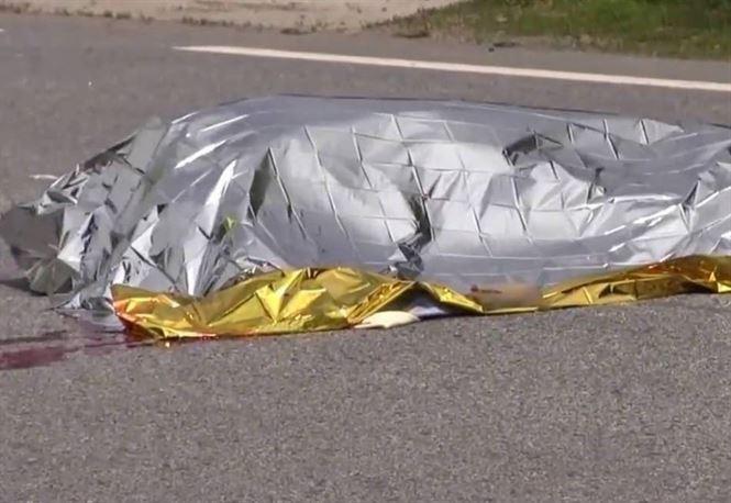 Accident mortal in apropiere de satul Lanurile