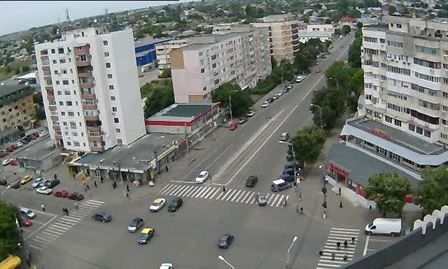 Accident pe Dorobanti, aproape de Piata Mare