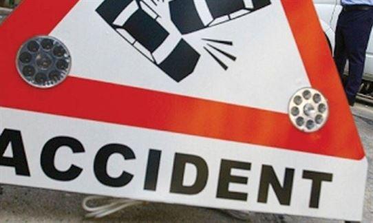 Accident rutier pe soseaua Buzaului