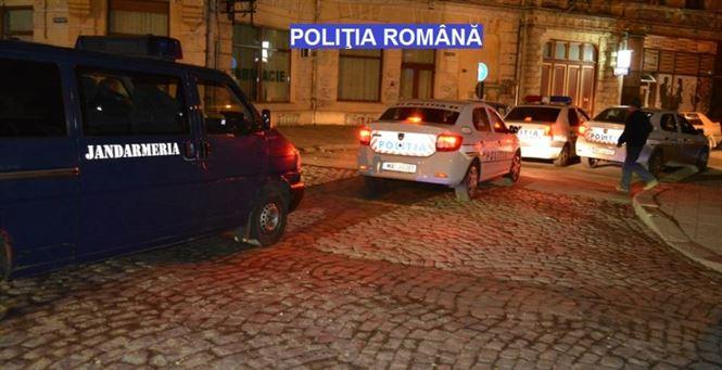 Actiuni comune politie - jandarmerie