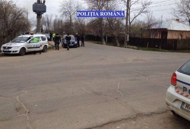 Actiuni ale efectivelor de politisti in preajma sarbatorilor