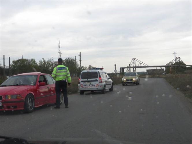 Actiuni ale politiei in municipiu si in judet