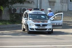 Actiuni ale politistilor in municipiul Braila