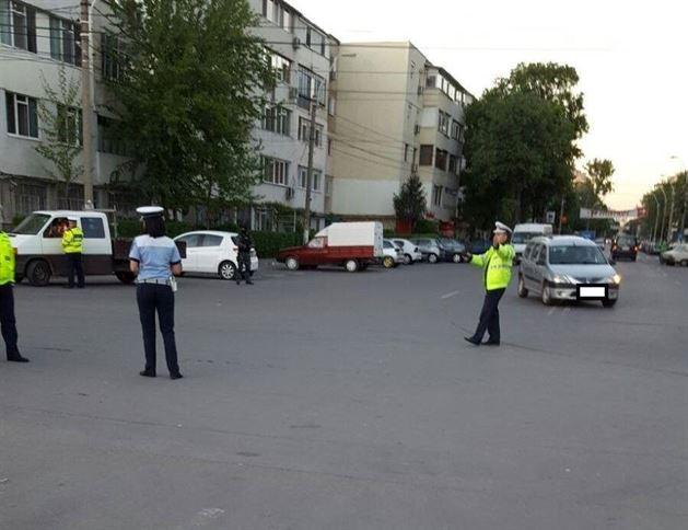 Actiunile politistilor in sezonul Estival
