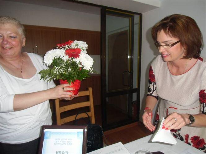 Adriana Albusoiu, noul director al AOR - filiala Braila