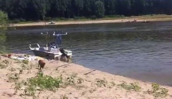 Amenzi de peste 24 mii lei pentru infractiuni privind pescuitul si acvacultura