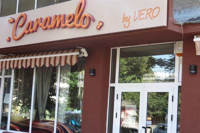 Aniversare cu premii la cofetaria Caramelo by Vero