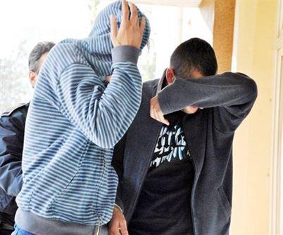 Arestati dupa ce au talharit o batrana si au jefuit-o de 60 de lei