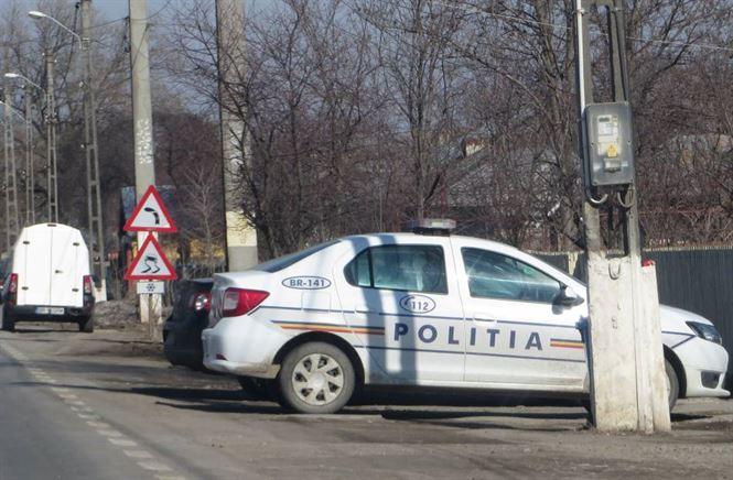 Baut si cu permisul suspendat, depistat de politistii din Viziru