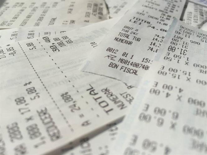 Bonurile fiscale de 79 de lei castigatoare la tragerea de duminica
