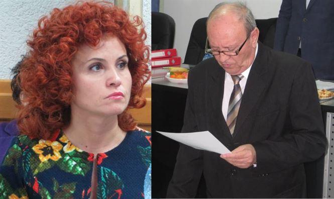 Bordea si Vaduva, i-au inlocuit in CJ pe Meirosu si Nita