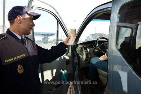 Brailean condamnat pentru conducerea unui autovehicul fara permis, incerca sa treaca granita