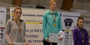 Braileanca Anamaria Ionita, dubla campioana nationala universitara