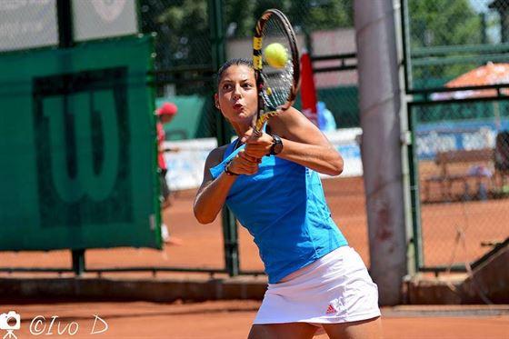 Braileanca Georgia Craciun aproape de castigarea primului turneu ITF