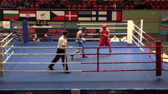 Braileanul Robert Jitaru si-a asigurat medalie la europenele de box pentru tineret