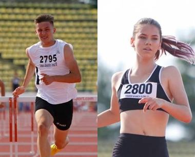 Brailenii Bianca Toader si Alexandru Iconaru, campioni nationali la juniori 2