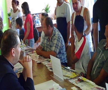 AJOFM organizează vineri, Bursa generală a locurilor de muncă