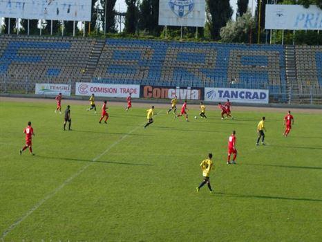CF Braila a jucat cu juniorii