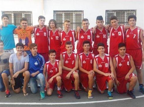 CS Cuza Sport Braila U16 s-a calificat in Grupa Valorica A