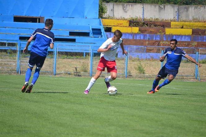 CS Faurei, cu Banel Nicolita titular, a revenit pe primul loc in Liga a 4-a